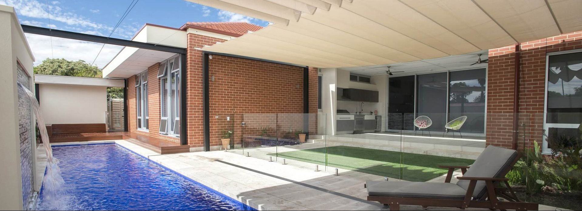 How To Best Shade Your Pool Summer 2020 2021 Shadeform Blog