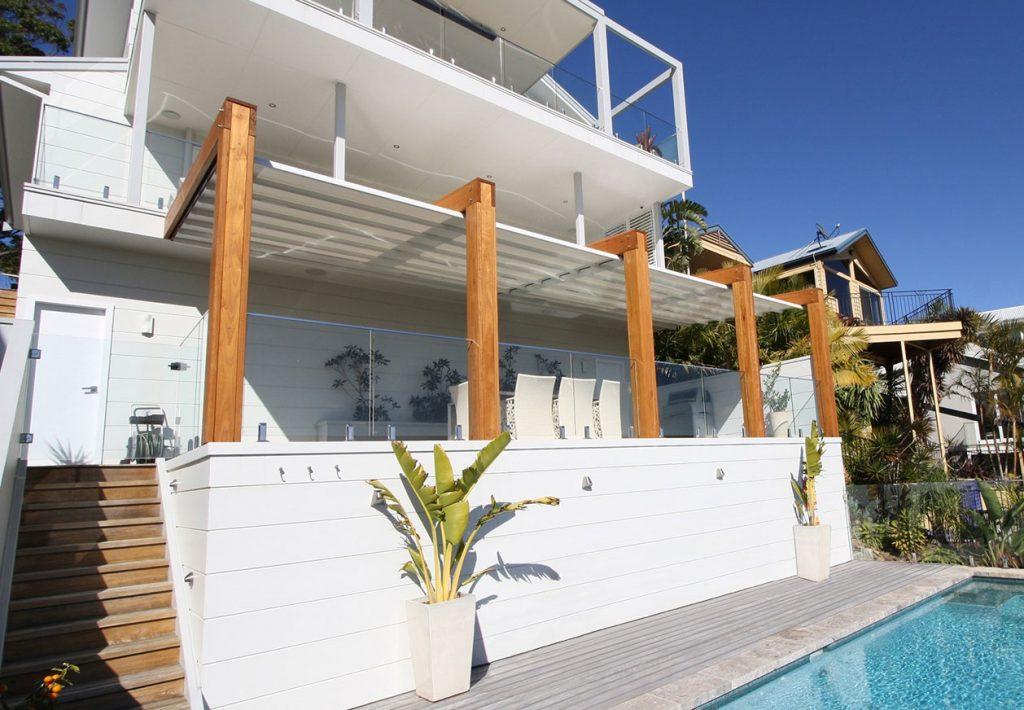 Retractable Roof waterproof