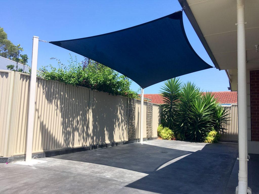 11 Types Of Outdoor Shade Sails Which One Is Right For You Shadeform Blog