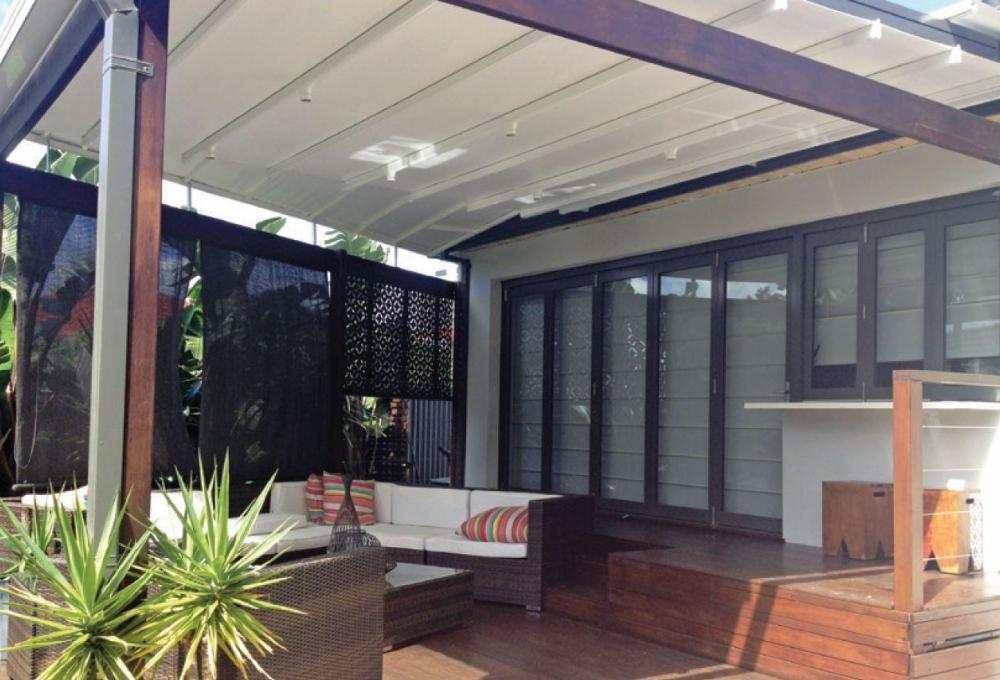 Retractable Roof Systems Adelaide Fabric Roof Pergola